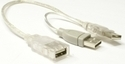USB 2.0 Extra Power Cable