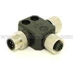 Single T  connector
