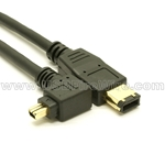 FireWire Device Cable (Right Angle)