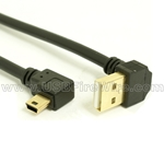 USB 2.0 Device Cable (Down / Right Angle)