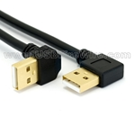 USB 2.0 Cable - Double Angled A to A Cable