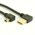 USB 2.0 Device Cable (Left / Right Angle)