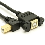 USB 2.0 Device Cable (Right Angle)