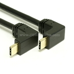 USB 3.1 Cable - Up Angle C