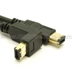 FireWire Device Cable (Up Angle - Deep Well)