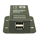 USB 2.0 Extender over Cat 5e