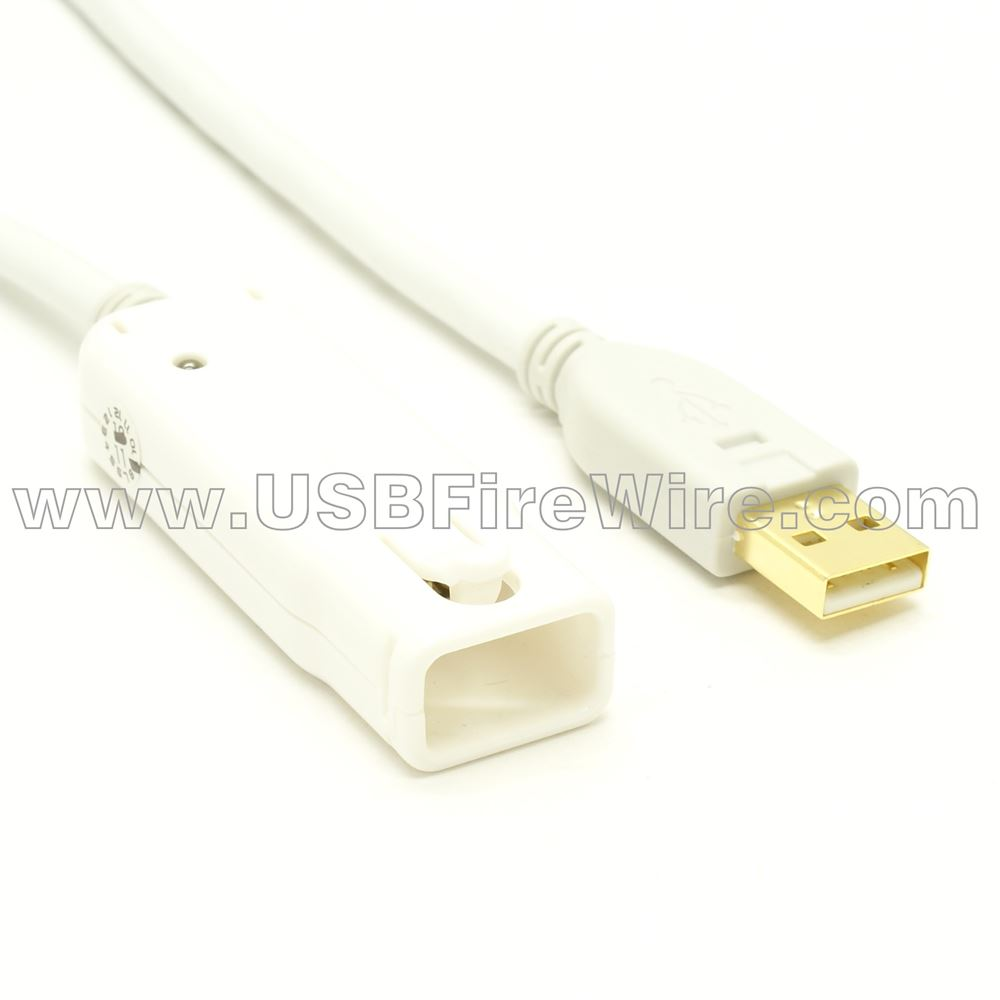Long USB Extension Cable