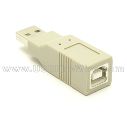 USB Gender Changer - AM-BF